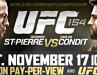 UFC 154 Fight Card and Extended Video Preview Revealed [Video]