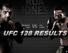 UFC 128 Results – New Champ Jon Jones