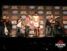 UFC 120 weigh-in carlos condit