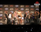 UFC 120 weigh-in dan hardy