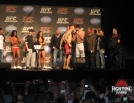 UFC 120 weigh-in  dan hardy and carlos condit