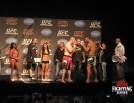 UFC 120 weigh-in fabiano maldonado and rob broughton