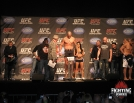 UFC 120 weigh-in james mcsweeney