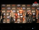 UFC 120 weigh-in james wilks