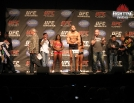 UFC 120 weigh-in james wilks 2
