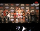 UFC 120 weigh-in kurt warburton