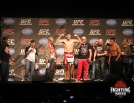 UFC 120 weigh-in michael bisping