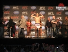 UFC 120 weigh-in mike pyle