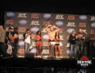 UFC 120 weigh-in spencer isher