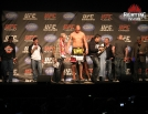 UFC 120 weigh-in travis browne