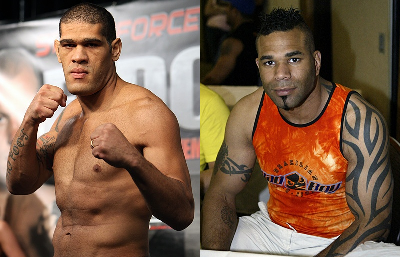 Something Big Is Hitting The Scottrade Center In Missouri, As Antonio Silva  And Valetijn Overeem Is Slated To Lock Horns At The Upcoming Strikeforce ...
