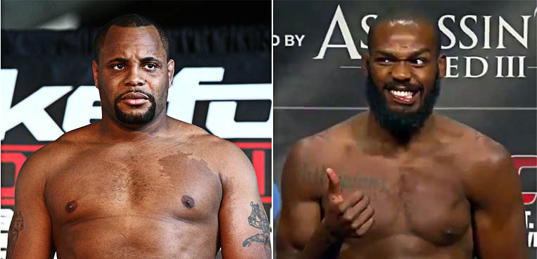 JON JONES VS DANIEL CORMIER PARA UFC 178
